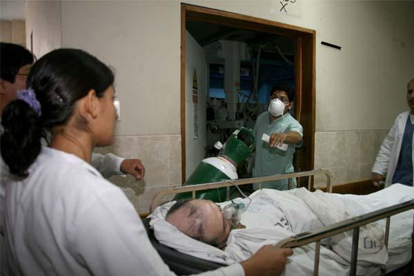 Unas 580 personas padecen síndrome de Guillain Barré