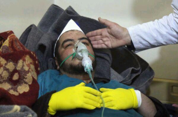 Siria: ataque químico deja 80 muertos [VIDEO]