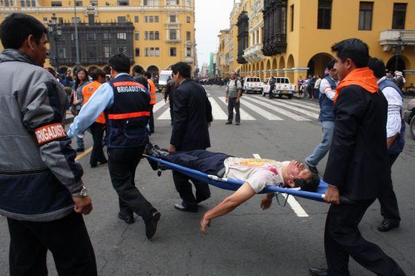 Hernando Tavera: «La alarma sísmica de México no serviría en Lima»