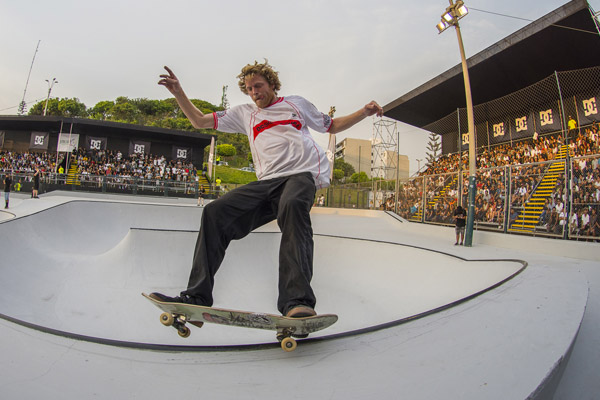 Latam Super Tour Lima-Perú congrega a los mejores skaters