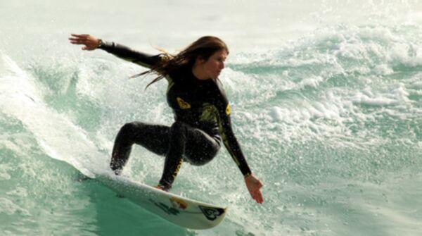 ¡Lo festeja el Perú! Sofía Mulanovich clasificó a los Juegos Olímpicos Tokio 2020