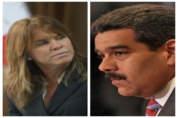 Nicolás Maduro: Cayetana Aljovín reafirma retiro de invitación a presidente de Venezuela
