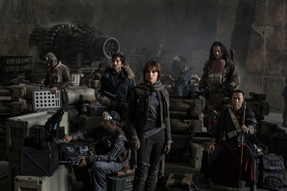 "Primera imagen: ""Rogue One: A Star Wars Story"""