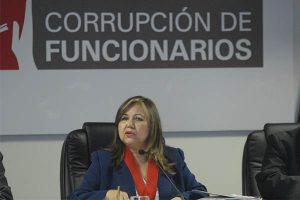 707 personas son procesadas por delitos de corrupción