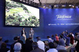 Telefónica busca conectar  a toda Latinoamérica