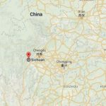 Terremoto de 6,5 grados remece China