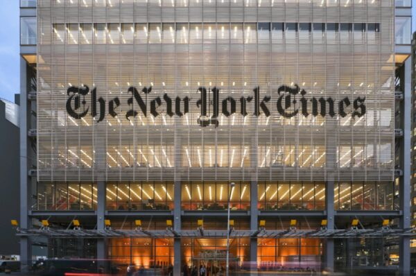 The New York Times pierde suscriptores por culpa de columnista