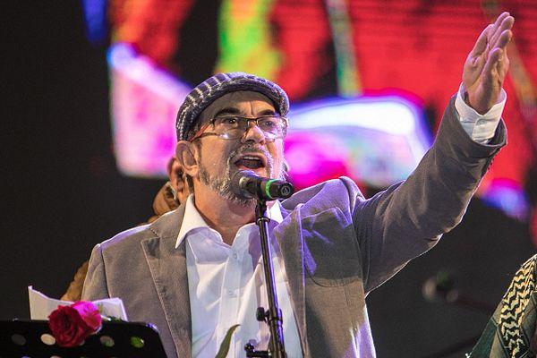 Colombia: 'Timochenko' será candidato presidencial
