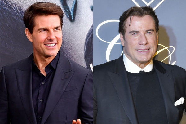 Tom Cruise vs John Travolta: ¡Enfrentados!
