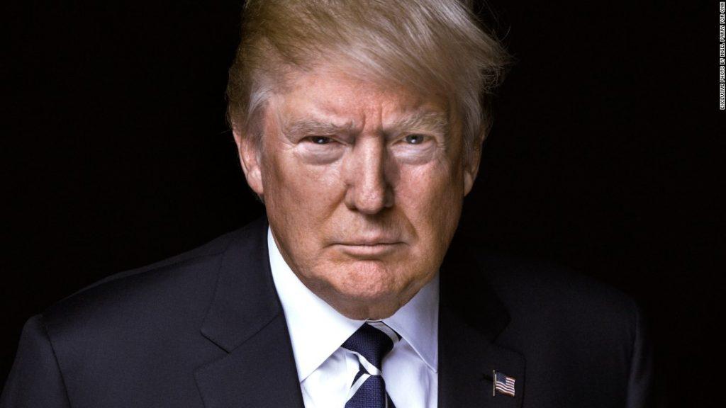 Trump: prensa falsea información sobre veto migratorio