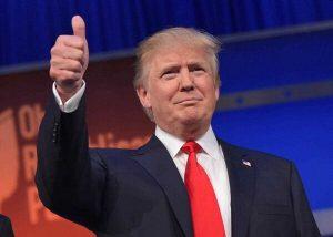 """Trump: """"Ahora tienen un amigo en la Casa Blanca"""""""