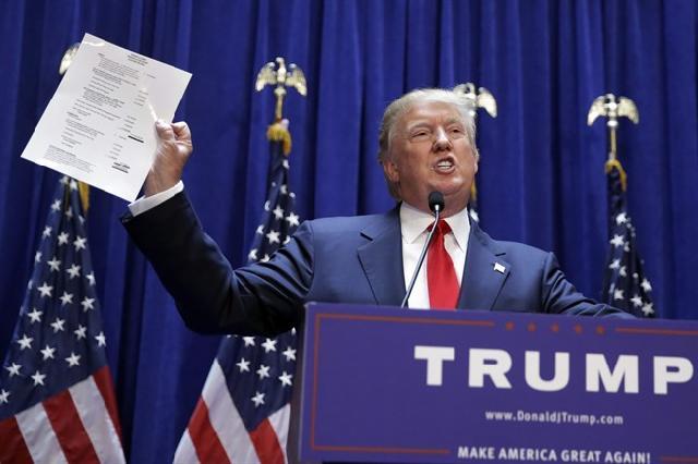 """Donald Trump: Devaluación del """"Yuan"""" será devastadora para EE UU"""