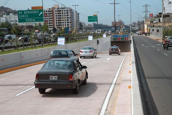 Presentan denuncia por irregular construcción de túnel Benavides