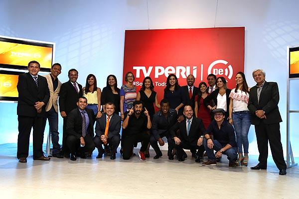 TV Perú se renueva con una mejor programación