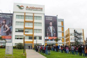 Universidad Autónoma del Perú fue multada con 11 millones de soles
