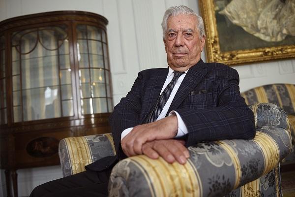 Mario Vargas Llosa: «Pedro Castillo podría llevarnos de una manera ingenua a una catástrofe»