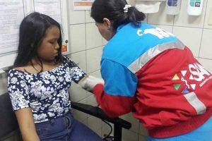 Minsa vacuna de manera gratuita a ciudadanos venezolanos que ingresan al país