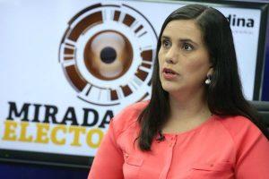 Comisión Lava Jato citará a Verónika Mendoza