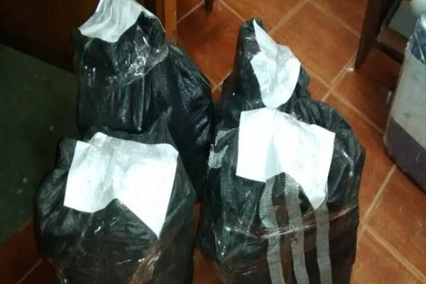 Incautan 140 kilos de cocaína a red internacional de 'narcos'