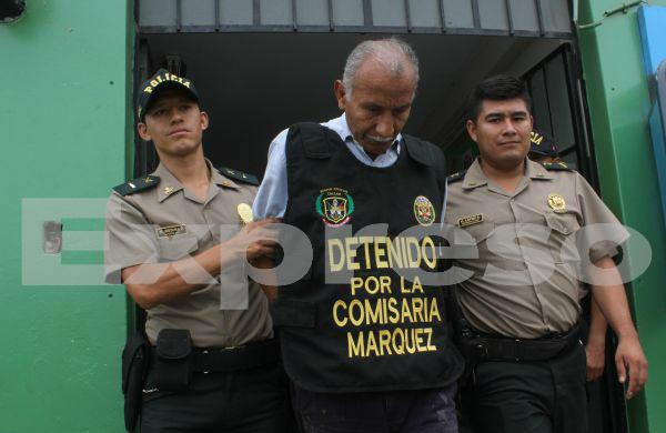 Capturan a padre de familia por violar a su propia hija