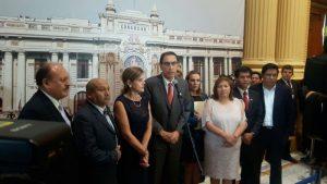 Martin Vizcarra: aeropuerto de Chinchero se terminará en el 2019