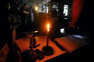 Venezuela se queda sin luz por una falla eléctrica