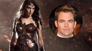 Chris Pine tendrá papel protagónico en la película de la Mujer Maravilla