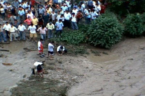 San Martín: Alarma por el incremento del caudal del río Yuracyacu