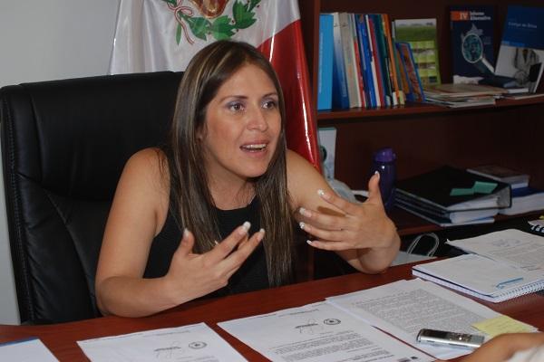 Municipalidad de Miraflores investiga contrato de esposo de Yeni Vilcatoma