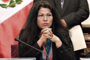 Yesenia Ponce: Comisión de Ética aprueba abrir investigación a la congresista por audios