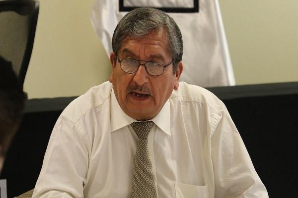 Piden prisión para Julio Gutiérrez Pebe