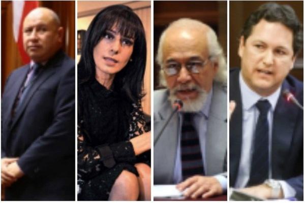 Detienen en España al exjuez supremo de Perú César Hinostroza