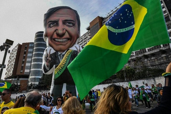 Brasil elige en segunda vuelta a su nuevo presidente: Bolsonaro favorito en las encuestas