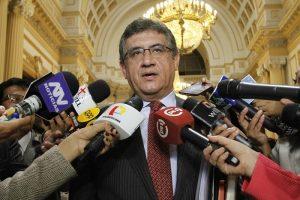 Juan Sheput culpa al Ministerio Público por la fuga de César Hinostroza