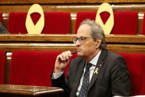 Gobierno español rechaza ultimátum de Quim Torra