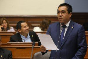 Piden que Justicia debata proyecto que favorece a Fujimori