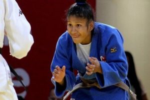 Juegos Olímpicos de la Juventud: Judoca Noemí Huayhuamez gana medalla de bronce