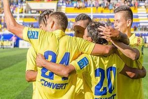 Torneo Clausura: Comerciantes venció a Garcilaso 1-0 y sueña con la permanencia [VÍDEO]