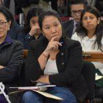 Keiko Fujimori: el lunes 21 de junio se analizará solicitud de prisión preventiva en su contra