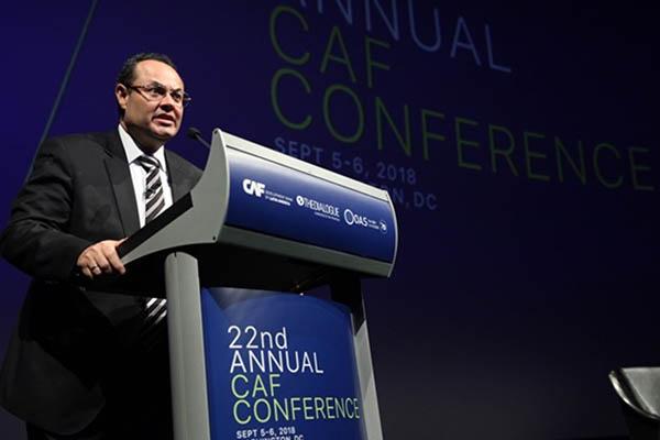 Cincuenta líderes en conferencia CAF