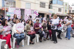 Más de 100 mujeres se realizaron despistajes de cáncer de mama
