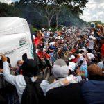 Nueva caravana se dirige a frontera con México