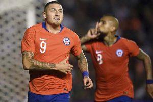 Chile derrota a México sobre el final del encuentro en Querétaro