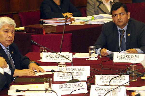 Congreso investigará falsificación de firmas