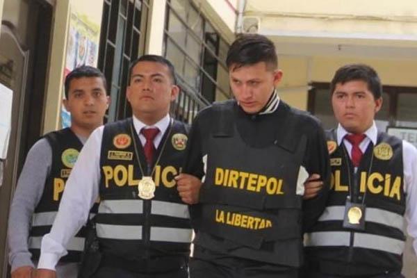 Trasladan a 'Gringasho' al penal Cochamarca de Pasco