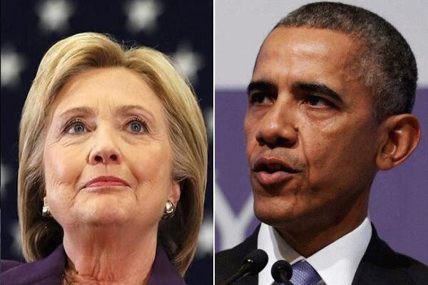 Hillary Clinton y Barack Obama: Hallan artefactos explosivos cerca de sus residencias