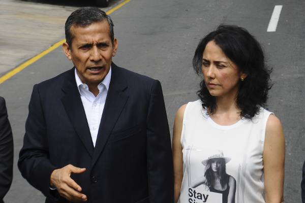 Ollanta Humala y Nadine Heredia: Defensa dilata investigación fiscal