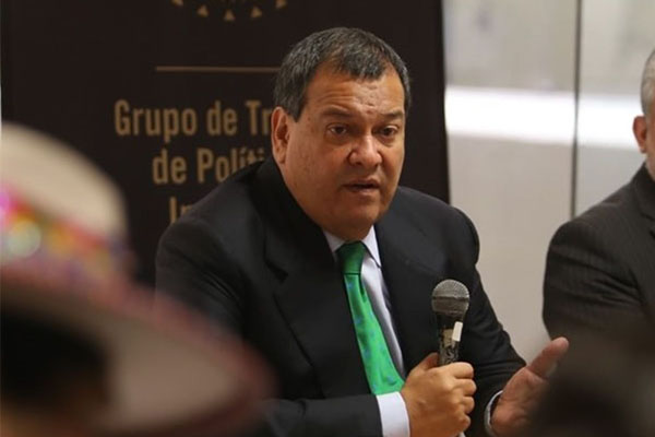 Jorge Nieto, candidato al Congreso por Victoria Nacional, reveló que contrajo la COVID-19