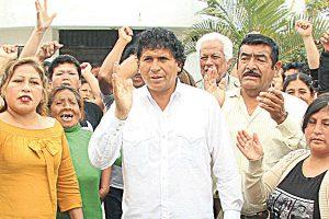 Alcalde electo de Punta Negra pide garantías para su vida