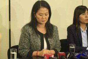 Keikismo descontrolado: ¿asimilando el golpe?